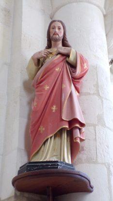 Gimeux - Église Saint-Germain (5 avril 2018)