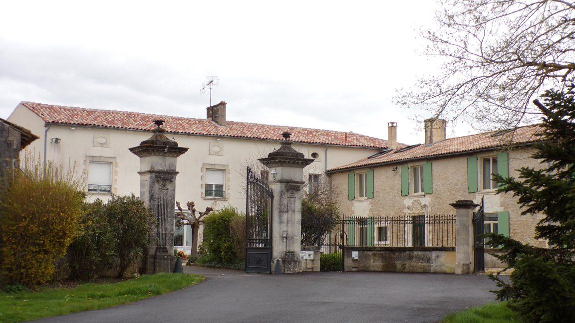 Réparsac - La Roche Croizat (4 avril 2018)