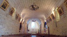 L'église Saint-Pierre (10 avril 2018)