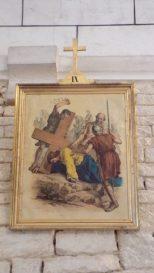 Réparsac - L'église Saint-Pierre - Le chemin de croix (10 avril 2018)