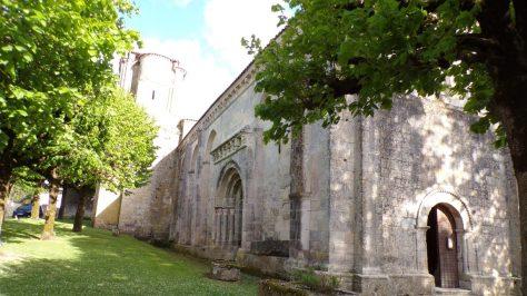 Macqueville - L'église Saint-Etienne (27 avril 2018)