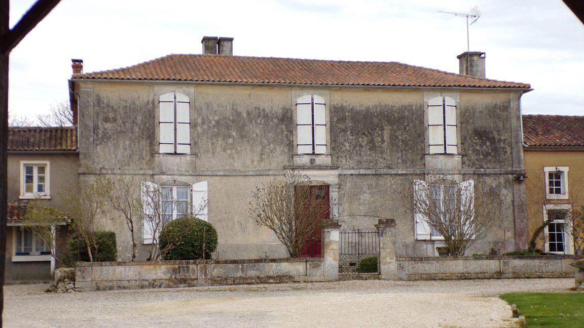 Sainte-Sévère - Panneloup (2 avril 2018)