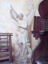 Ars - L'Eglise Saint-Maclou - Archange Saint-Michel (24 mai 2018)
