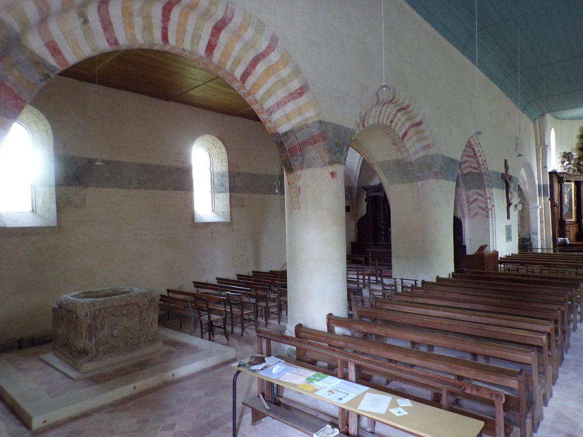 Ars - L'église Saint-Maclou (24 mai 2018)