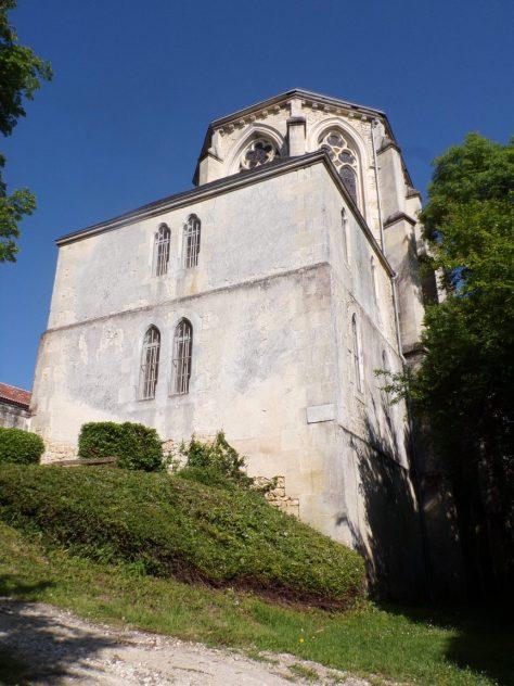 Cherves-Richemont - L'ancien Séminaire (20 mai 2018)