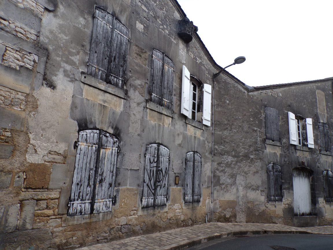 Jarnac - Le chapiteau (23 mai 2018)