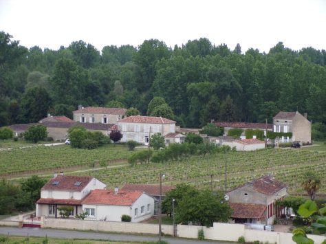 Mainxe - Le manoir au lieu-dit Foussant (23 mai 2018)