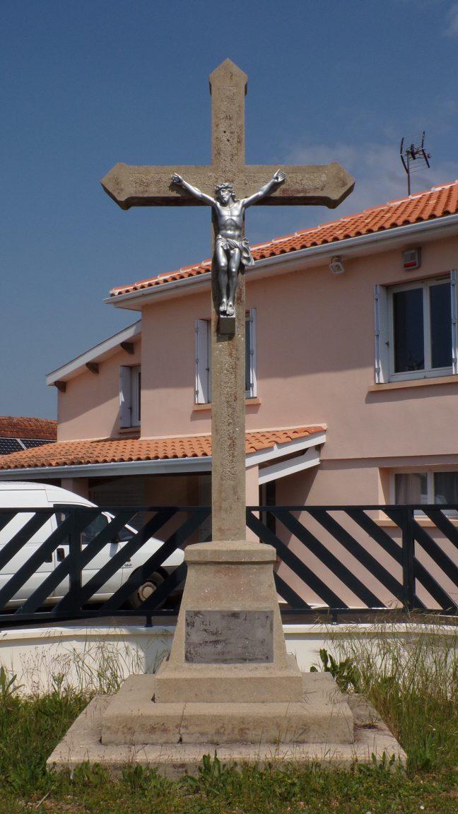 Graves-Saint-Amant - Le crucifix (5 mai 2018)