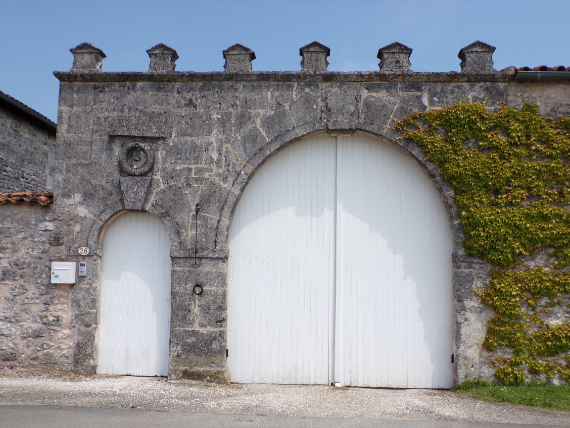 Saint-Brice - Le château d'Uffaut (16 mai 2018)