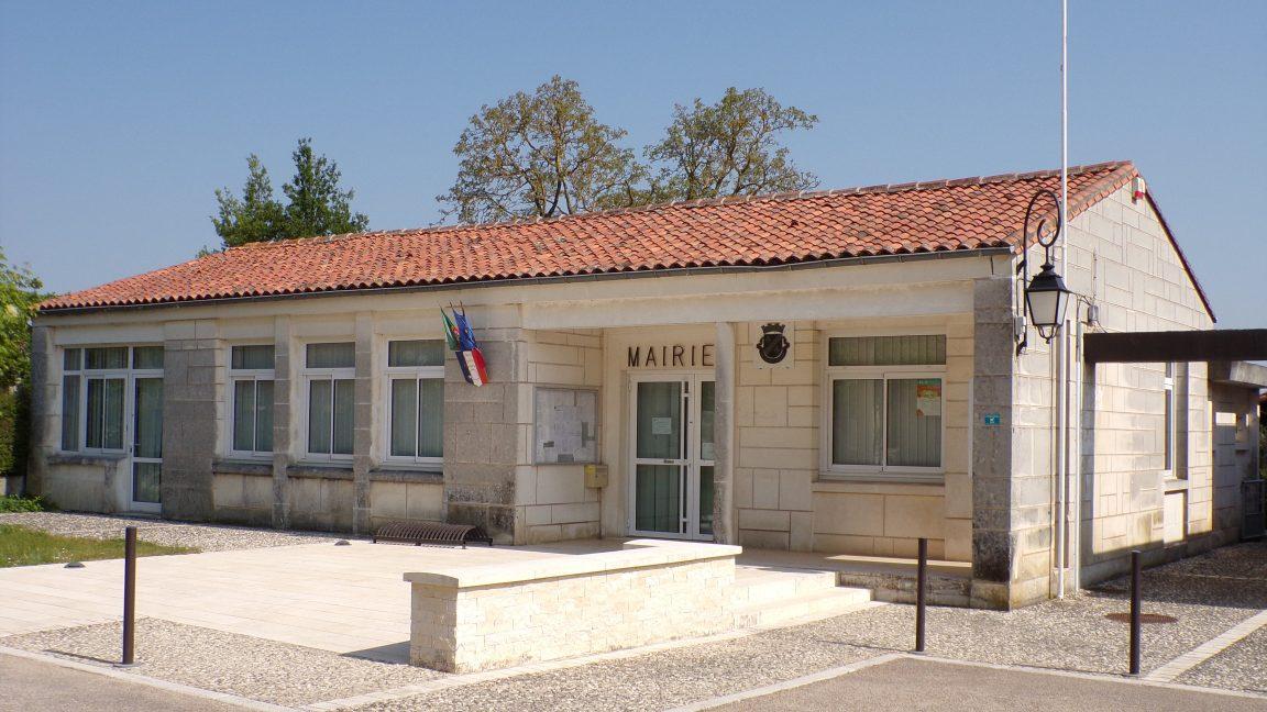 Saint-Même les Carrières - La mairie (5 mai 2018)