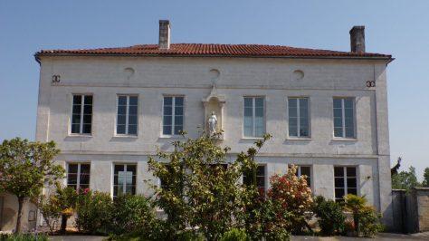 Saint-Même les Carrières - La grande maison (5 mai 2018)