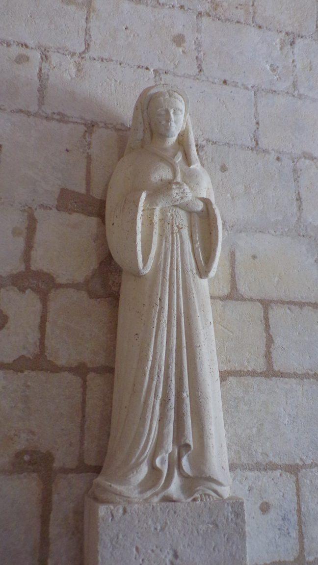 Saint-Simon - L'église Saint-Sigismond (5 mai 2018)