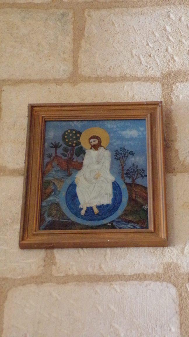 Saint-Simon - L'église Saint-Sigismond - Le chemin de croix (5 mai 2018)