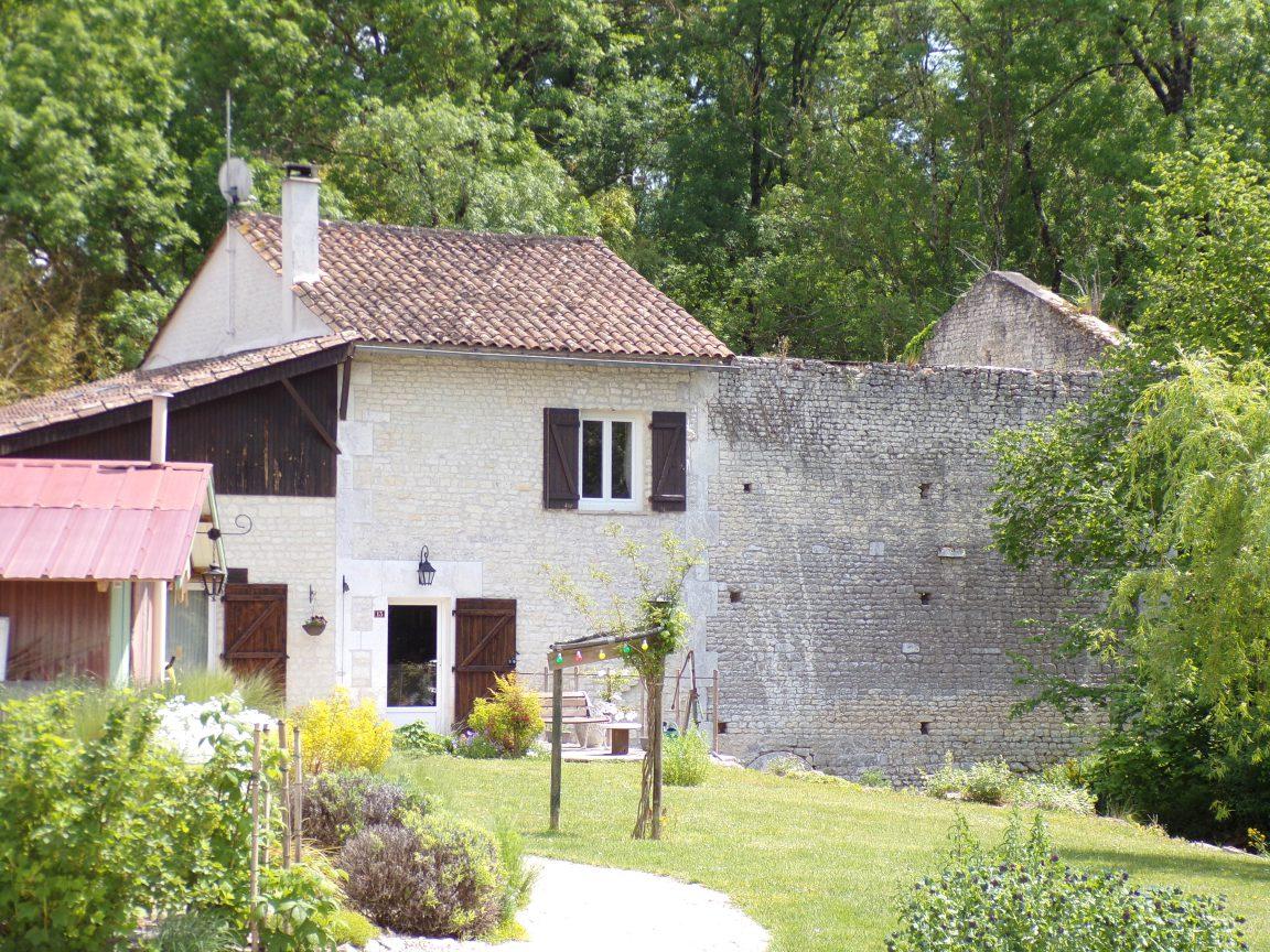 Verrières - Le moulin 'Chez Piron' (7 mai 2018)