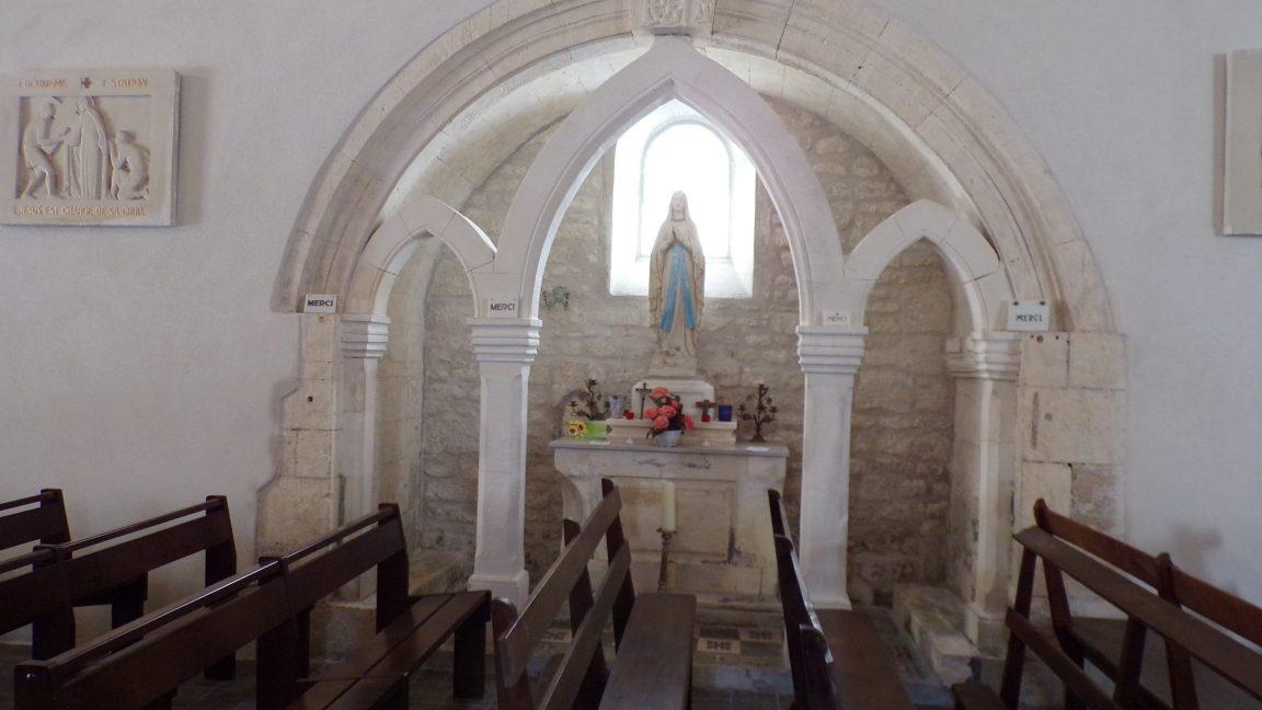 Vibrac - L'église Saint-Pierre (5 mai 2018)