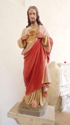 Vibrac - L'église Saint-Pierre - Sacré Coeur (5 mai 2018)