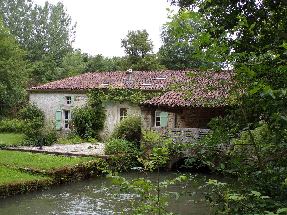 Le Seure - Le moulin Vergnée (14 juin 2018)