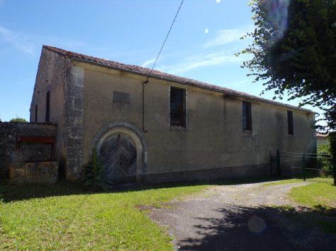 Lignières-Sonneville - Le temple 'Chez Piet' (20 juin 2018)