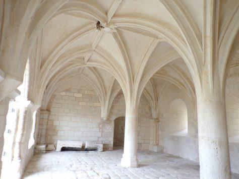 Merpins - Abbaye Notre-Dame de la Frenade (4 juin 2018)