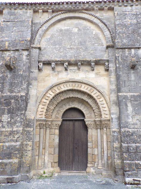 Migron - Eglise Saint-Nazaire (14 juin 2018)