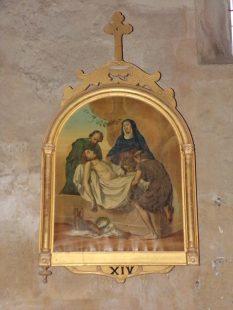 Migron - L'église Saint-Nazaire - Le chemin de croix(19 juin 2018)
