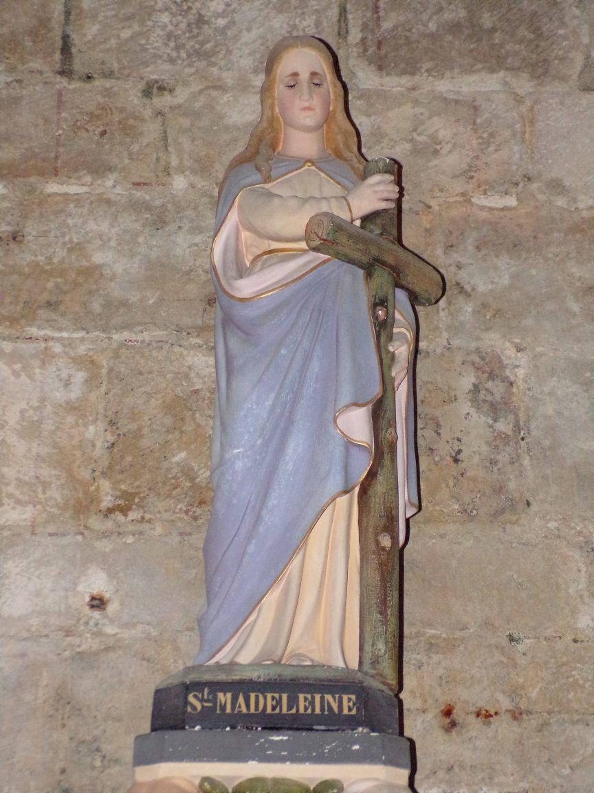 Migron - L'église Saint-Nazaire - Ste Madeleine (19 juin 2018)