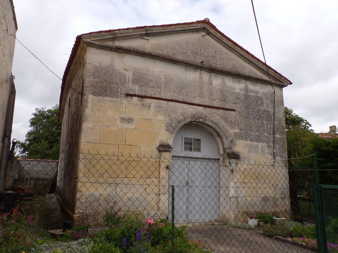 Migron - Le temple protestante (14 juin 2018)