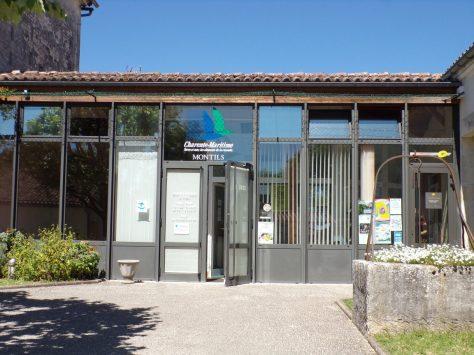 Montils - La mairie (25 juin 2018)