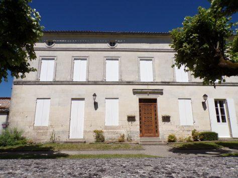 Montils - L'ancienne ma mairie (25 juin 2018)