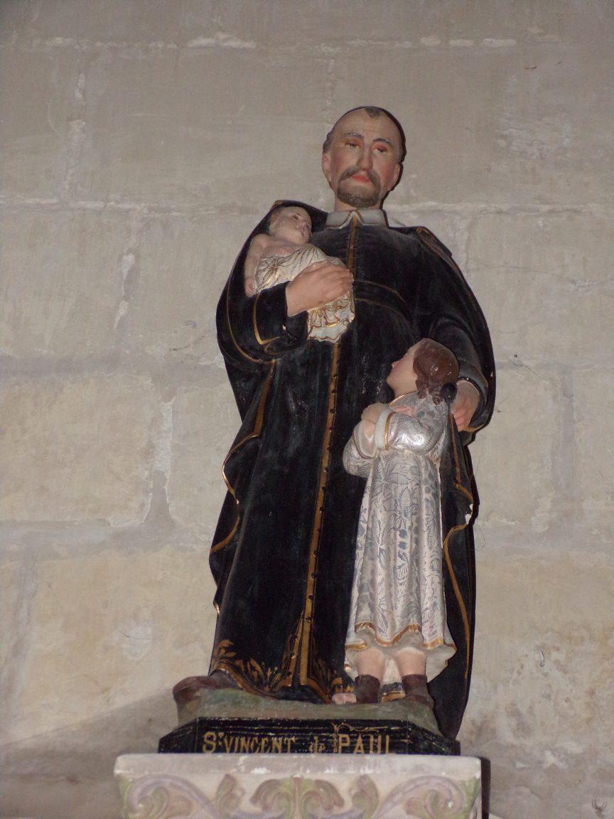 Pérignac - L'église Saint-Pierre - Saint-Vincent de Paul (25 juin 2018)