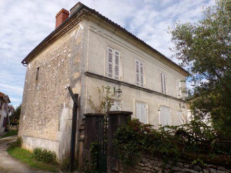 Rouffiac - L'ancienne mairie (8 juin 2018)