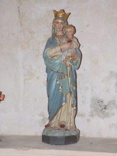 Saint-André - L'église Saint-André (6 juin 2018)
