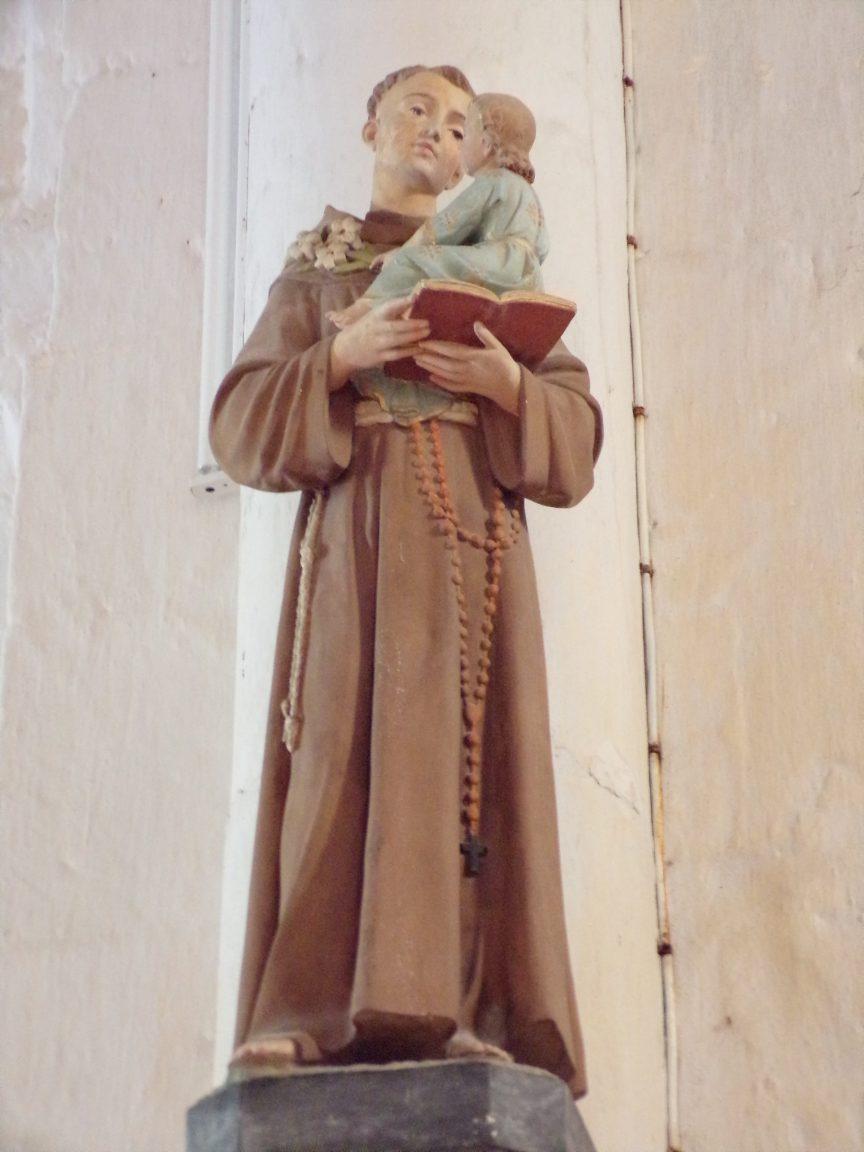 Cierzac - L'église Notre-Dame - Saint-Antoine de Padoue (18 juillet 2018)