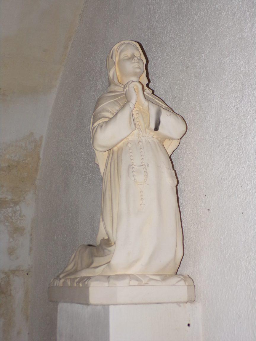 Coulonges - L'église Saint-Saturnin (8 juillet 2018)