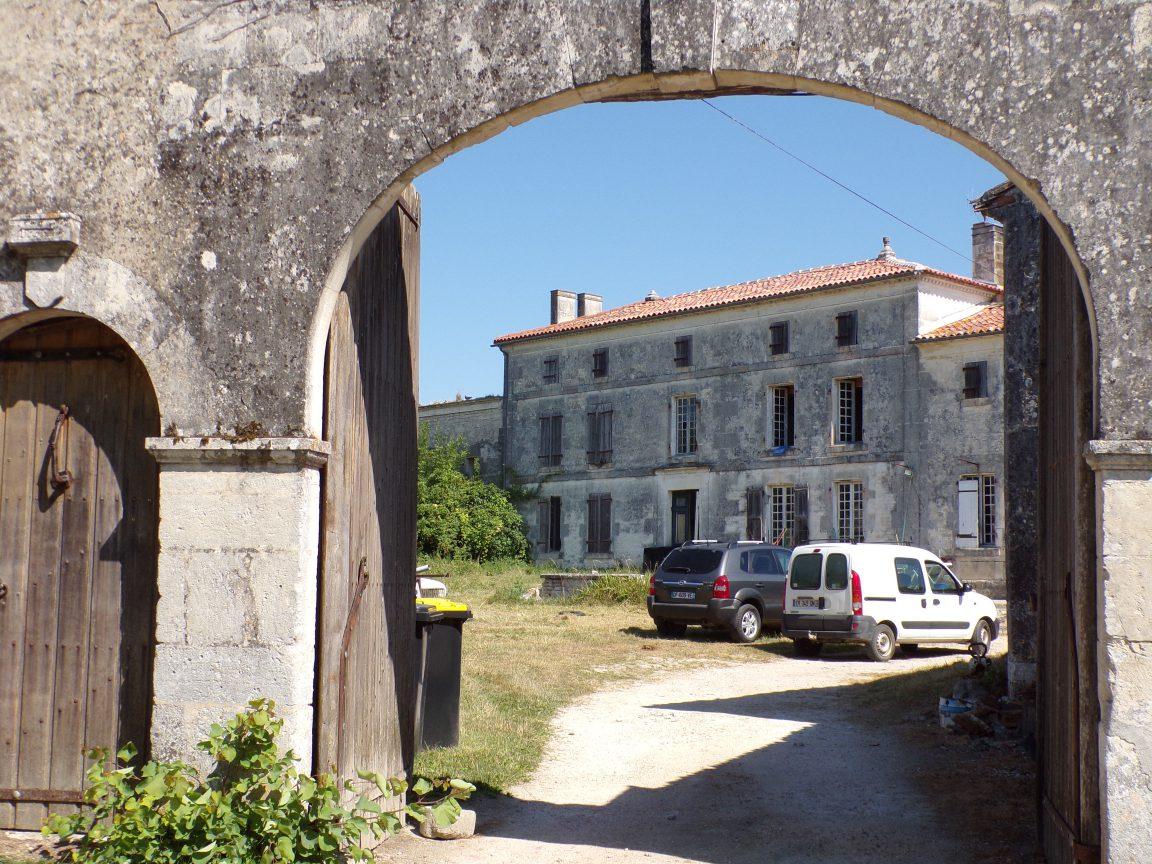 Courbillac - Le Souterrain (23 juillet 2018)