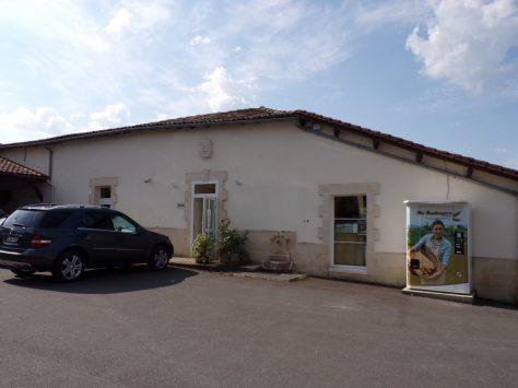 Germignac - La mairie (18 juillet 2018)