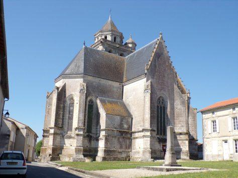 Lonzac - Eglise Notre-Dame (8 juillet 2018)
