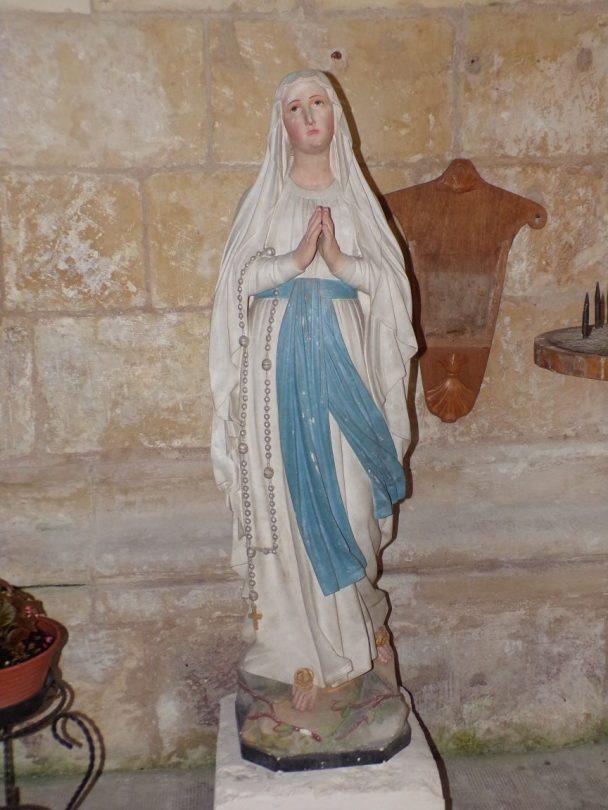 Rouffiac - L'église Saint-Vivien - Notre-Dame de Lourdes (17 juillet 2018)