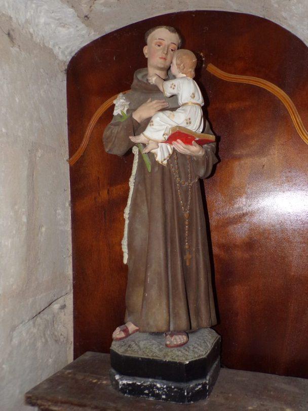 Rouffiac - L'église Saint-Vivien - Saint-Antoine de Padoue (17 juillet 2018)