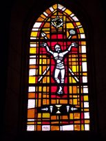 Saint-Martial sur le Né - L'église Saint-Martial (17 juillet 2018)