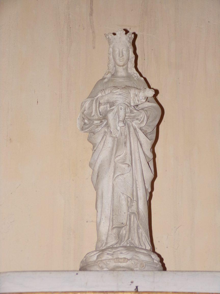 Sainte-Sévère - L'église Sainte-Sévère (23 juillet 2018)