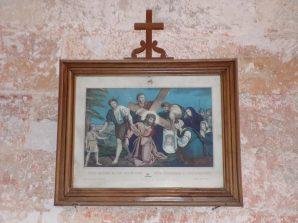 Ballans - Eglise Saint-Jacques - Le chemin de croix (20 août 2018)