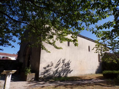 Église Sainte-Marie-Madeleine de Crouin (18 août 2018)