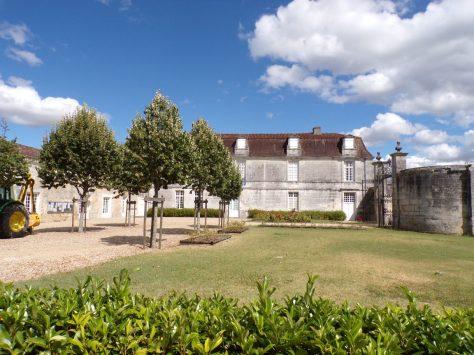 Gondeville - La mairie (9 août 2018)