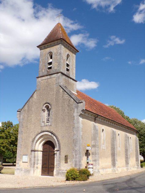 Gondeville - L'église Notre-Dame (9 août 2018)