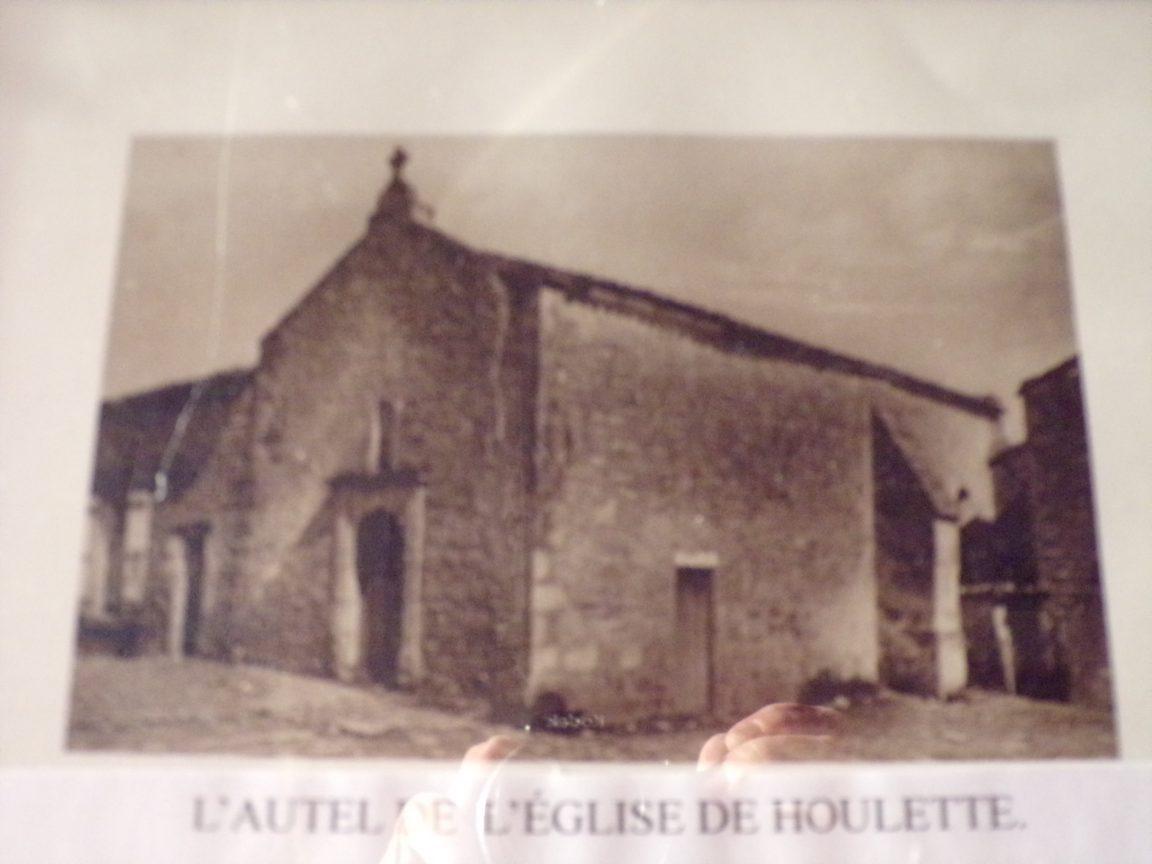 Nercillac - L'ancienne chapelle de Montour (20 août 2018)