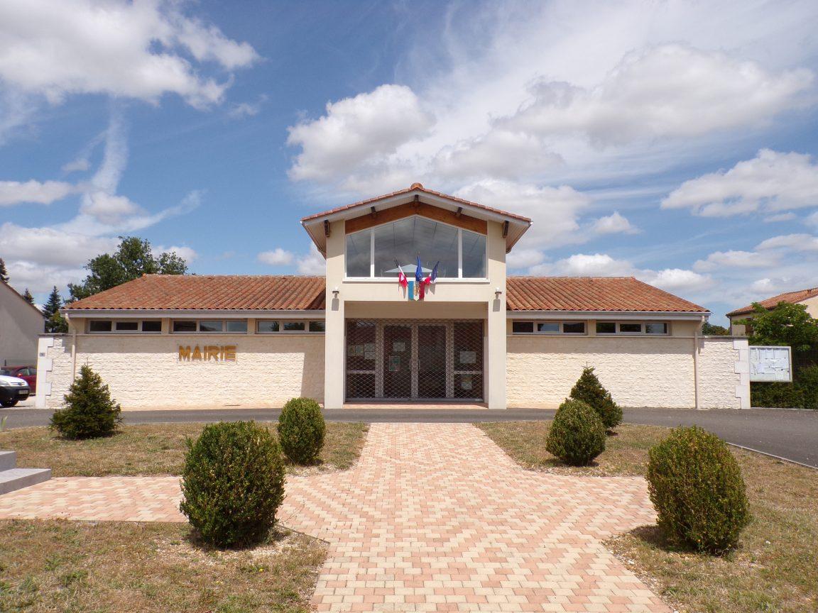 Les Métairies - La mairie (30 juillet 2018)