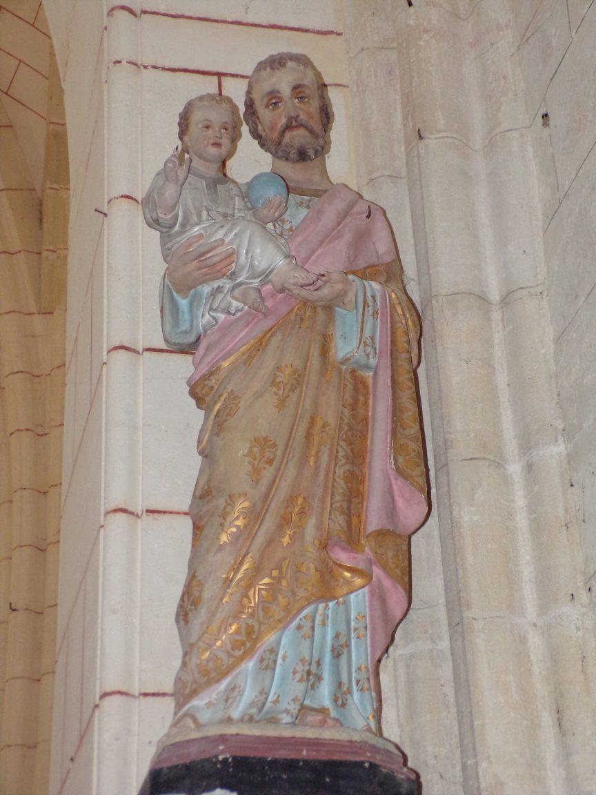 Mareuil - L'église Notre-Dame (21 août 2018)