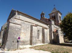 Mareuil - Eglise Notre-Dame (21 août 2018)