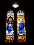 Mareuil - Eglise Notre-Dame - Marie et Vierge Macula (21 août 2018)